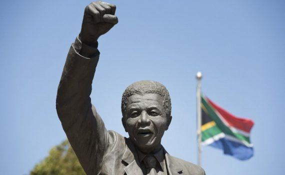 Mon grand-père, Nelson Mandela, a aidé à mettre fin à l'apartheid ...